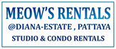 **MEOW'S RENTALS @ DIANA-ESTATE, PATTAYA**